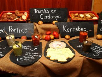 Gastronomia natural de la Cerdanya