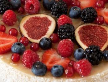 Pastís ràpid de fruites