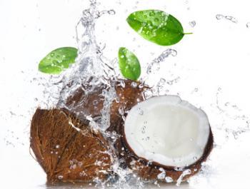 Aigua de coco: gran isotònic
