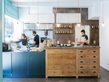 """L'Airet, plats """"teca away"""" saludables, sostenibles i de proximitat"""