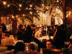 Cap de setmana de mercat de Nadal a l'All Those Food Market
