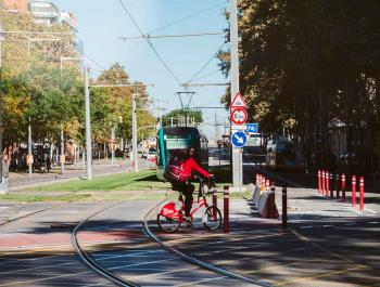 La mobilitat sostenible, l'alternativa a la contaminació urbana
