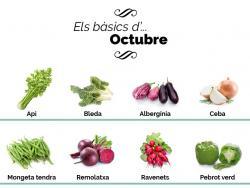 Què hem de menjar a l'octubre?