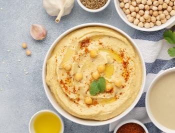 Hummus, la forma fàcil i digestiva de menjar cigrons
