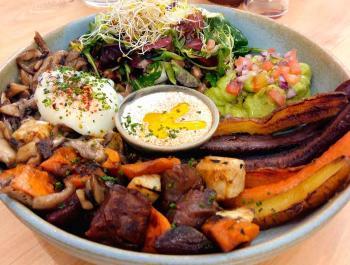 Odacova: menjar real i saludable a l'Eixample de Barcelona