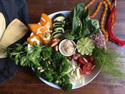 Buddha bowl de verdures