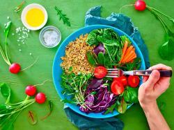 Que no t'estressi menjar saludable!