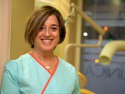Dra. Carme Ros, odontòloga bioenergètica