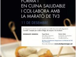 Etselquemenges recull 1.600 euros per La Marató de TV3