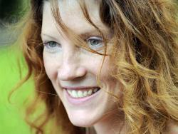 """Clémence Catz, blogger i autora dels llibres """"Trigo sarraceno"""" i """"Chía, lino y psyllium"""""""