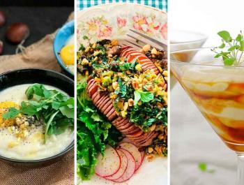 Especial tardor: 15 receptes per gaudir dels aliments de temporada!
