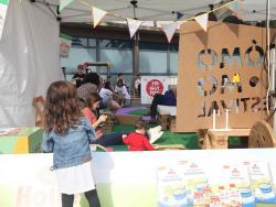 El Cómo Como Festival ofereix activitats per a nens i nenes de totes les edats i totes gratuïtes!