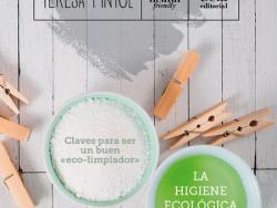 "Teresa Pinyol, autora del llibre ""Green and clean"""