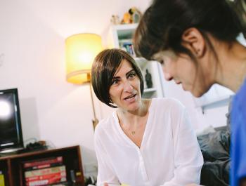 """Cristina García, diestista i coach nutricional especialitzada en pèrdua de pes i una de les professores del curs online """"Perd pes, dones 40-50-60"""""""