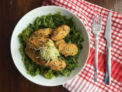 Croquetes de verdures