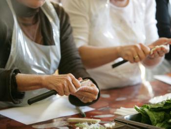 Conferència culinària sobre la dieta cetogènica