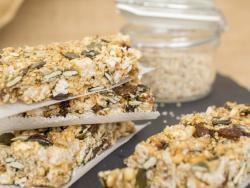 Barretes energètiques de quinoa