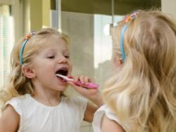 Una boca sana des de la infantesa