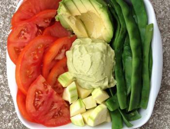Sopar per a una dieta anti-càndida