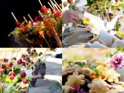 Lola Puig reinventa els banquets i els pícnics