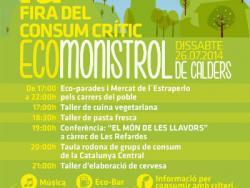 Monistrol de Calders celebra la primera fira de consum crític