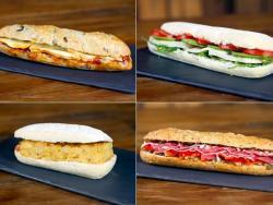 Organic's, 'slow fast food'