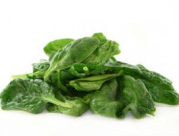 Fulles verdes comestibles dels nostres mercats