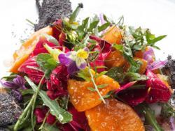 La Calèndula, cuina amb herbes i flors