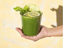 Batuts verds i altres begudes vegetals