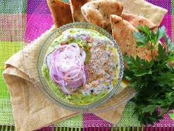"""""""Ful Mudammas"""", un puré de faves tendres nutritiu i exòtic"""