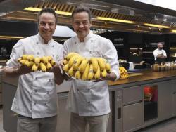 Plàtan de Canàries: la fruita es transforma en producte gràcies als germans Torres