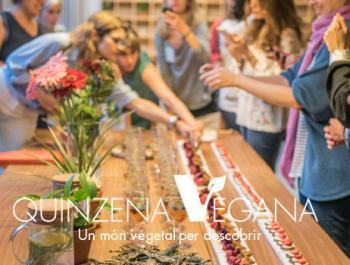 Veritas celebra la Quinzena Vegana amb tallers de cuina monogràfics