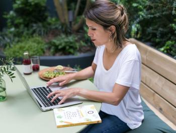"""Pilar Rodrigáñez, autora del llibre i del curs online """"Perd pes i guanya salut"""""""