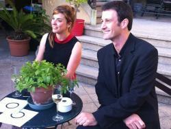 L'esperit d'etselquemenges omple els jardins de Torre Amat en la festa de presentació oficial de la revista
