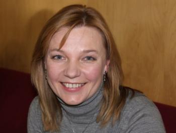 Irina Matveikova, metge especialista en endocrinòloga i Nutrició clínica
