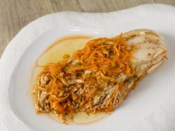 Kimchi de col