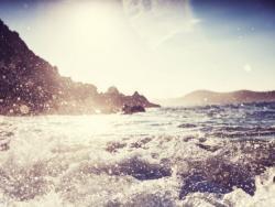L'aigua de mar: font de salut
