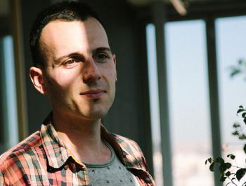 Marc Casabosch, agroecòleg, cuiner i escriptor