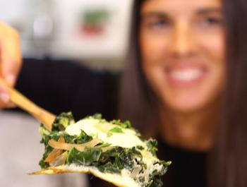 Els 10 trucs infal·libles de María Llamas per cuinar sopars fàcils i sans