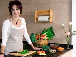 """Marta Castells, autora del llibre """"Dolços vegans"""""""