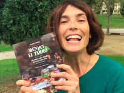 """Marta Vergés, coach nutricional i autora del llibre """"Menja't el tarro"""""""