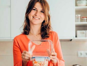 """Mireia Galtés, dietista, creadora de """"Lemon's Secrets"""" i autora del llibre """"¡Cómete el mundo!"""""""