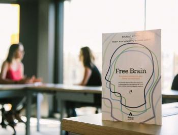 "Moira Bortagaray, professora associada de l'escola de negocis EADA de Barcelona i co-autora de ""Free Brain"""