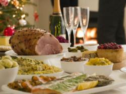 Un menú amb aliments quilomètrics per Nadal