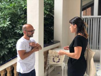 """Marcello Soi, farmacèutic, dietista, PNIE i director del curs online """"Apaga't, insomni"""""""