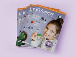 Vine'ns a veure a l'ECO Market de Pedralbes Centre i compra l'ETSNen!
