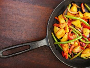 Quins estris hem de fer servir per coure els aliments de manera saludable?