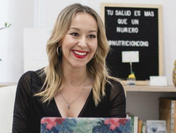 Paloma Quintana, dietista-nutricionista i tecnòloga d'aliments.