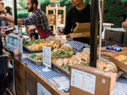 Taste All Those torna a la càrrega amb un mercat d'estiu ple de productes frescos i de temporada
