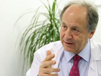 """Pere Gascón: """"Caldrien més nutricionistes especialitzats en càncer"""""""